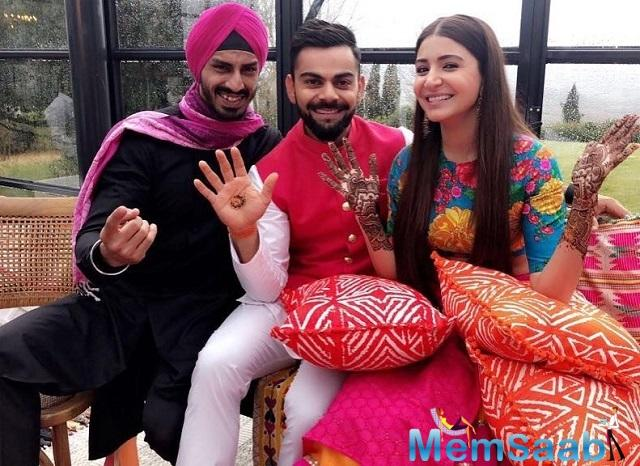 Since two days, there were lot of buzz that Virat Kohli and Anushka Sharma ties the knot in Italy, but there were no official confirmation about that.