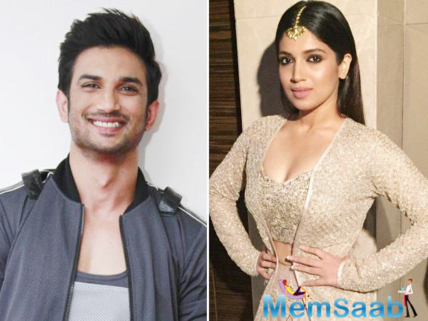 Bhumi Pednekar is looking forward to the shoot of her next film Son Chiraiya, opposite Sushant Singh Rajput to be helmed by director Abhishek Chaubey.