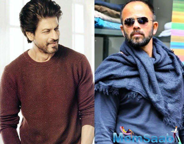 The partnership of Rohit Shetty and Shah Rukh Khan has given us a blockbuster hit like Chennai Express.