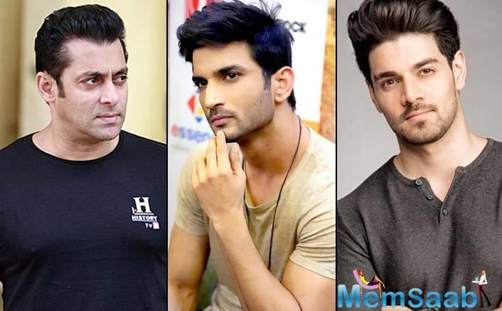 """""""These rumours are baseless & ridiculous. Sushant and I are like brothers,"""" said Sooraj Pancholi slams rumours of a problem with Sushant Singh Rajput."""
