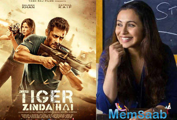 Rani Mukerji's next, Hichki, that celebrates the human spirit of endurance and self-belief to rise against all odds, is an anticipated release of 2018.