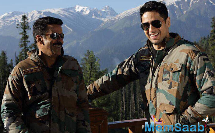 Sidharth Malhotra and Manoj Bajpayee are all set to ring in the New Year with their film 'Aiyaary'.