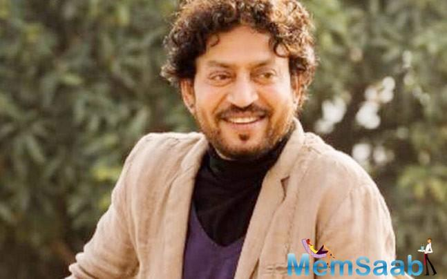 A source added, Irrfan, who is known for his sarcasm, will be seen as an aspiring politician in The Ministry.
