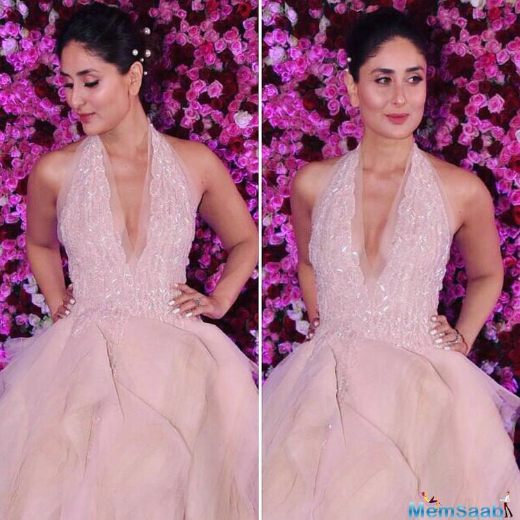 Same happened when Kareena Kapoor became his guest for the evening on Lux Golden Divas Baatein With The Baadshah.