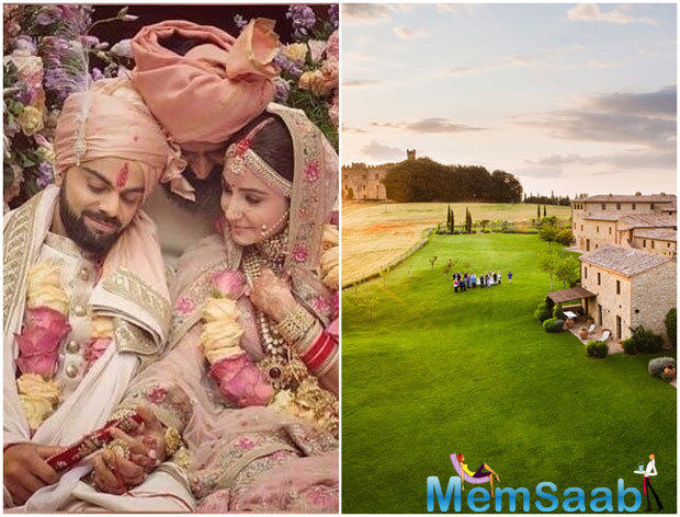 Virat Kohli and Anushka Sharma Kohli are having the time of their life in Finland, and making sure everybody feels special when invited to celebrate their marriage.