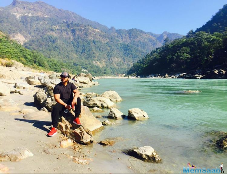 Honey Singh recently shared a picture of his along with the post,
