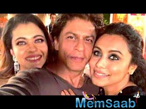 The trio first appeared in 'Kuch Kuch Hota Hai', a film by Karan Johar and Dharma productions.