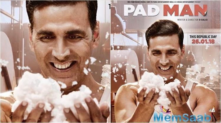 Akshay was asked if having matured as an actor, he is consciously moving towards films with social issue mixed with quality entertainment in order to make people think and entertain them at the same time.