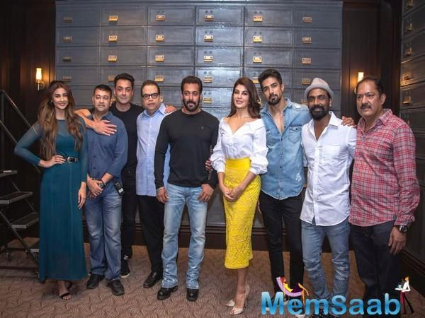 According to a source, all actors have canceled their festive plans and have kept 'Race 3' as their priority.