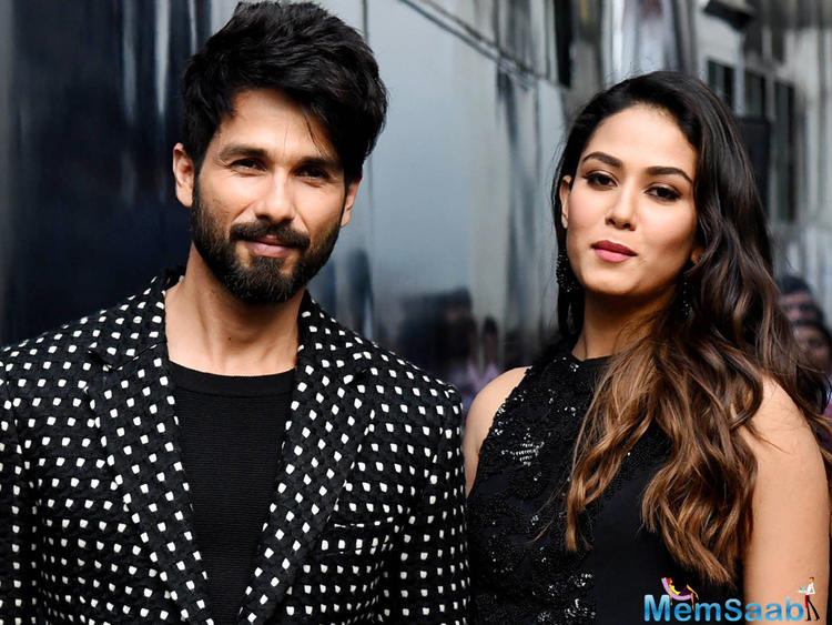 A Mumbai Mirror report states that Shahid Kapoor revealed that he fell in love with two of his co-actors.