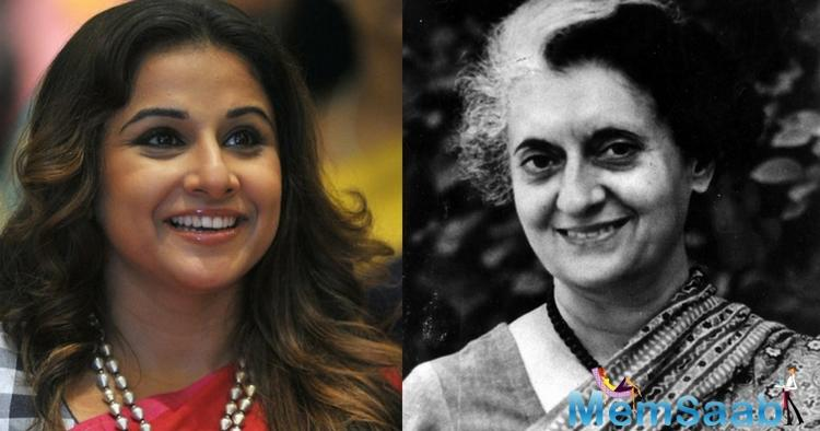 Ever since she presented an exceptional performance in The Dirty Picture, Vidya has been approached for multiple biopics.