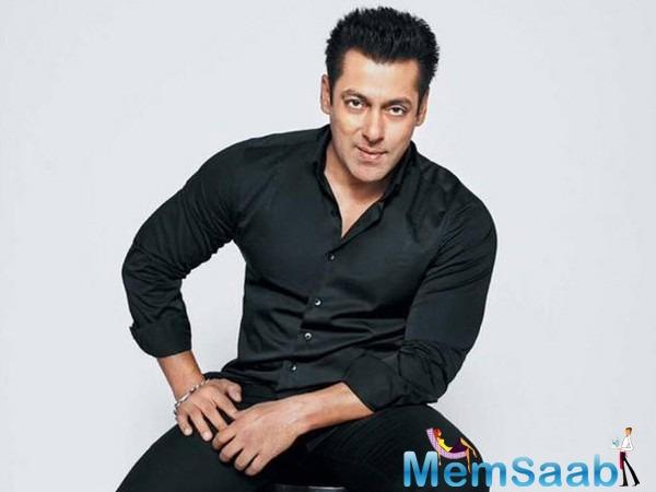 """A source near to the development, says, """"Salman has been worried about the lack of advancement in both Isabelle and Sooraj's careers."""