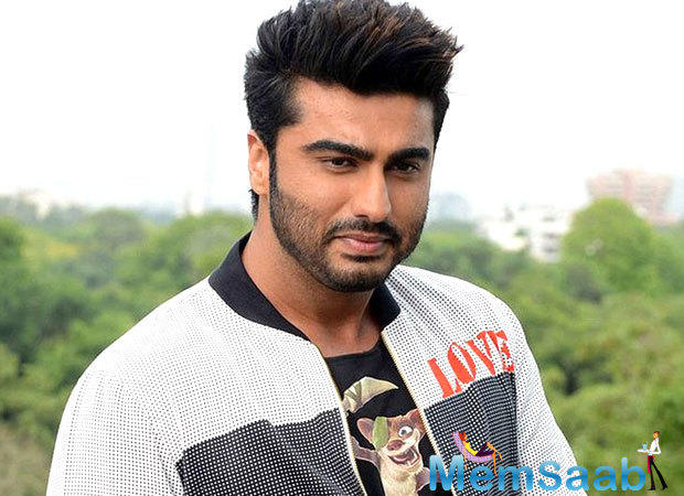 It has been said that Arjun will meet the producers of the film to have a talk about the possible collaboration.