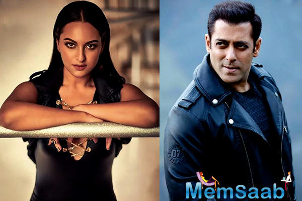 Sonakshi Sinha, who has been part of the 2 installment of Dabangg, will also be part of the 3rd installment of the movie.
