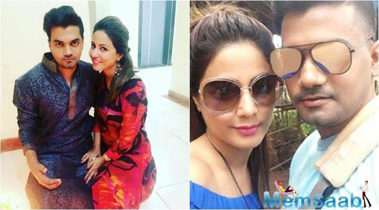 """Hina was involved in a lot of fights during her stint in the reality show. Defending it, the Yeh Rishta Kya Kehlata Hai actress said, """"What you see is only 45 minutes of what happens all day"""