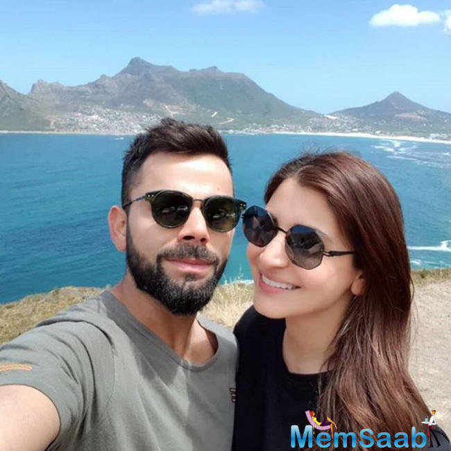 Kohli will definitely remember his knock in Centurion, this being the first after his marriage with Anushka Sharma in December.