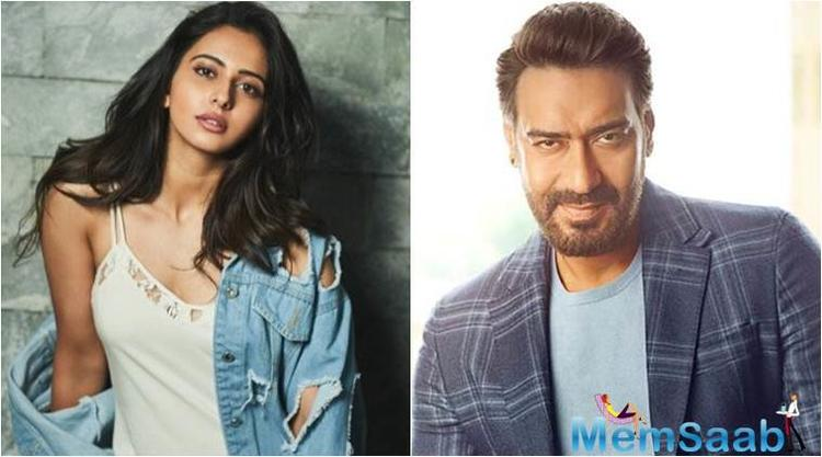If sources to be believed, the actress will next be seen romancing Ajay Devgn in Luv Ranjan's contemporary rom-com.