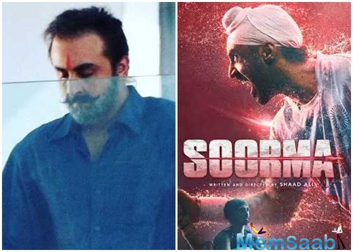 As per the report, the makers of 'Soorma' have decided to push the movie ahead and will now release it on July 6.