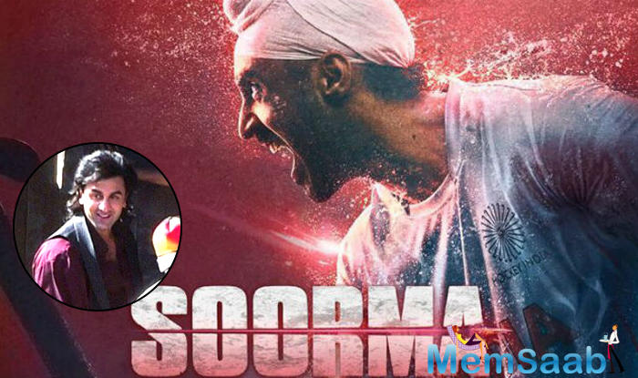 But reportedly there won't be a clash on that day, as the makers of 'Soorma' will postpone the movie to July.