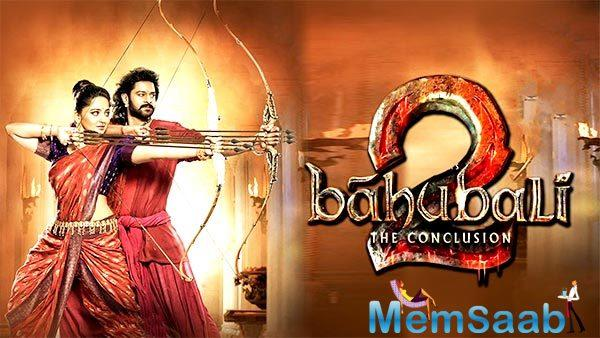 'Bahubali 2: The Conclusion' will be the first film that is being taken as a proper case study at IIM.