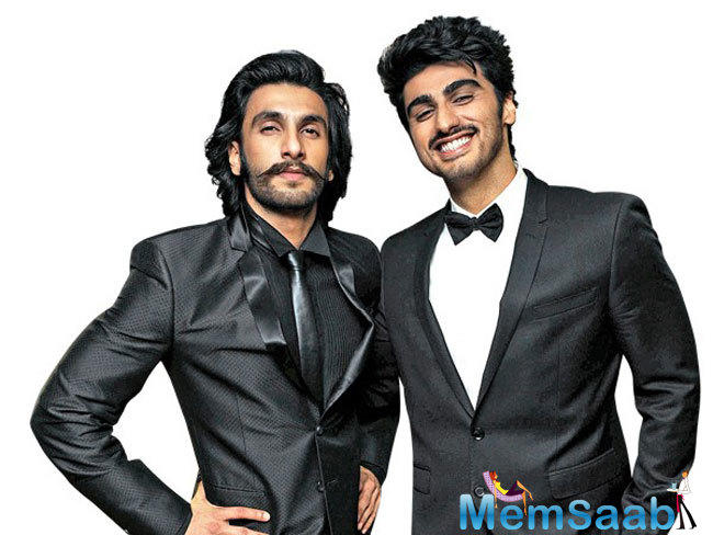 And then Arjun and Anil Kapoor were being considered after Anees made Mubarakaan with the uncle-nephew jodi.