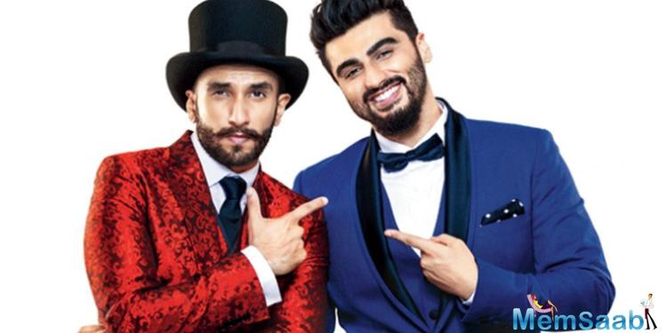 While the film may not have been much of a hit, Ranveer Singh and Arjun Kapoor's pairing created magic on screen for director Ali Abbas Zafar in Gunday.