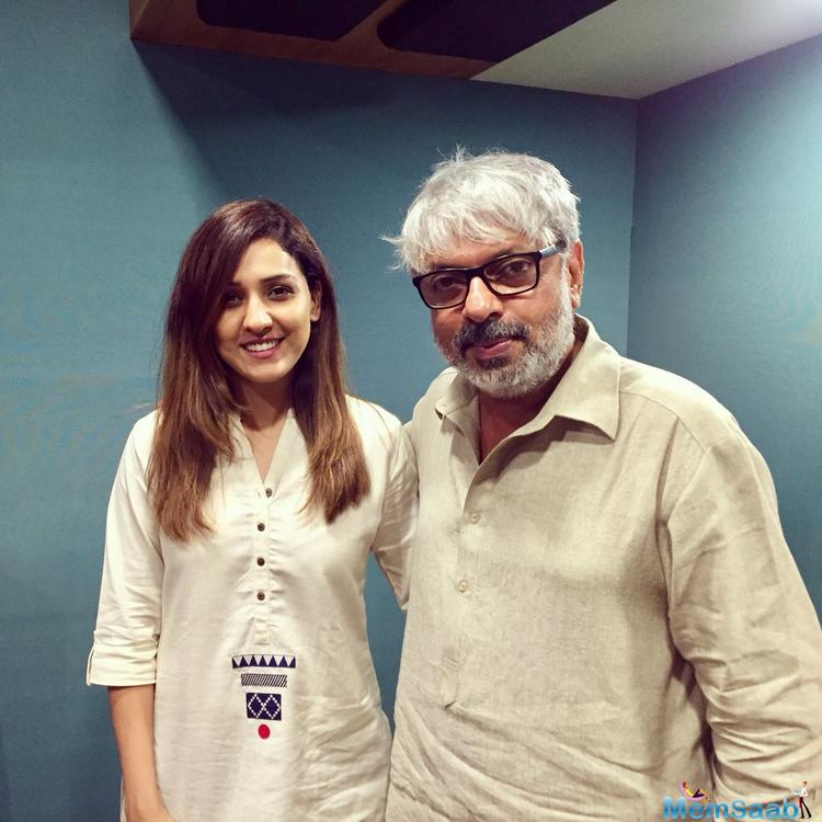Singer Neeti Mohan, who has sung a track for Padmaavat, says to record for a filmmaker like Sanjay Leela Bhansali is no less than a dream come true.