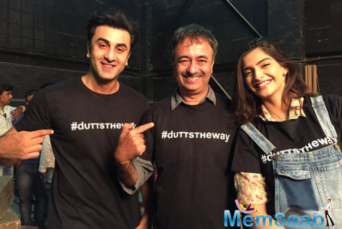 The shooting for filmmaker Rajkumar Hirani-directed biopic on actor Sanjay Dutt has been wrapped up.