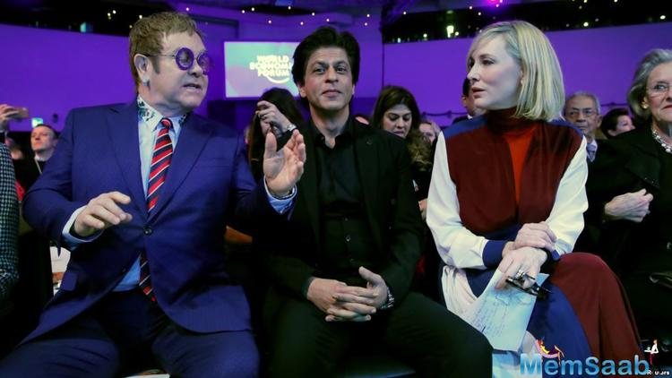 With this, Shah Rukh has brought heavy star power to the agenda, as one of the greatest celebrities in India, where high-profile cases of sexual violence have caused shockwaves in recent years.