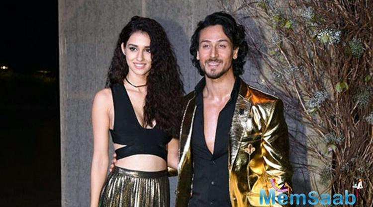 Meanwhile, Disha will be seen in Baaghi 2 with her rumoured boyfriend Tiger Shroff.