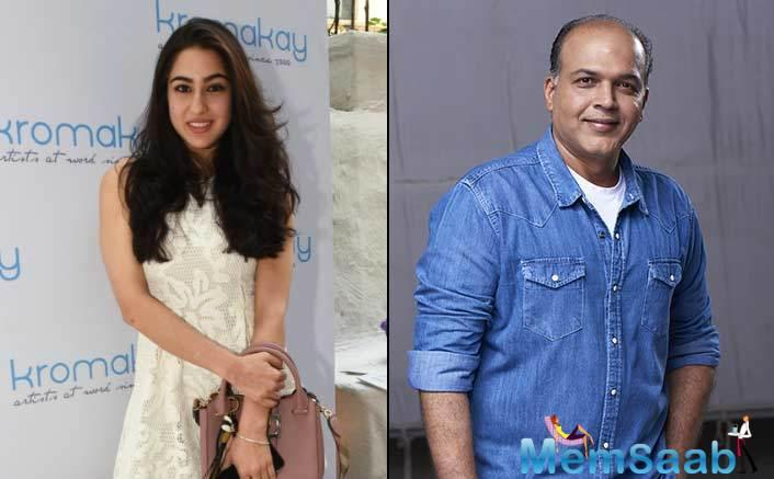 If sources are to be believed, even before her debut film release, acclaimed director Ashutosh Gowariker has roped in the young actress for his next project.