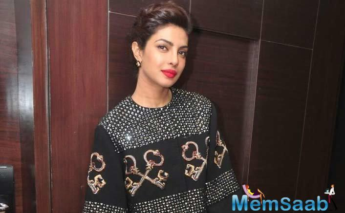 After making a brief appearance in the clips during Oscar nominations, Indian actress Priyanka Chopra will be joining the Pre-Grammy Gala and Salute to Industry Icons.