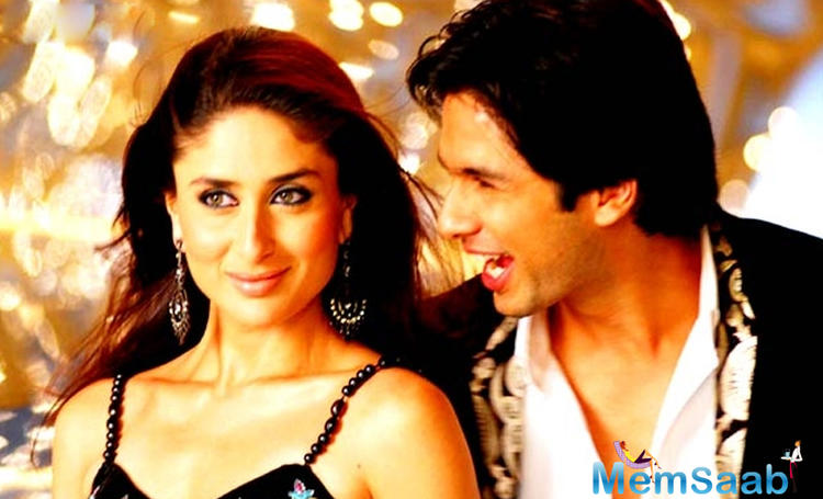 Kareena and Shahid Kapoor were in a long-term relationship before they called it quits. Their split came as a huge shock to fans who were hoping for them to get married.