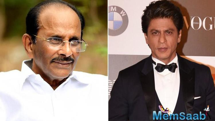 As per the report, Prasad had recently approached SRK with a revenge drama script.