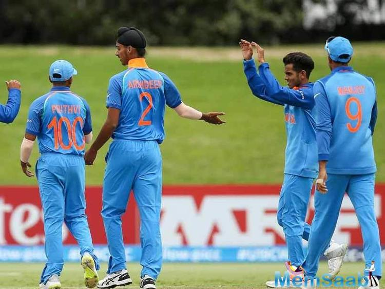 Shubman Gill played a match-winning knock of 102 runs, while right-arm pacer Porel scalped 4 wickets in India's big win against their Asian neighbours and arch-rivals.