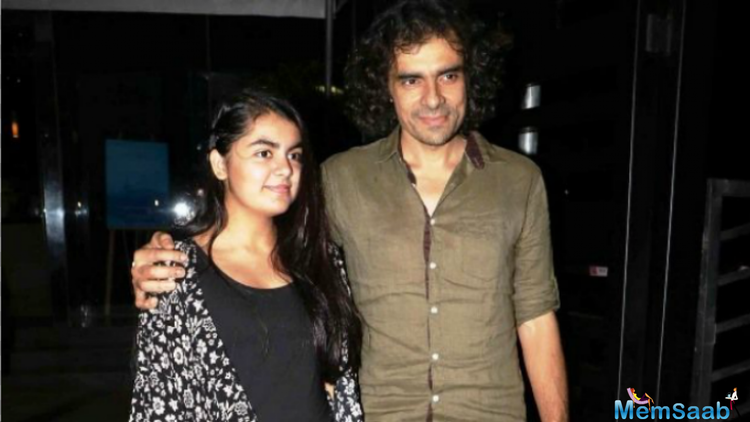 Imtiaz Ali's daughter, Ida, 17, participated in a cycling marathon held in Mumbai recently.