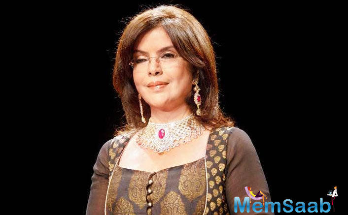Veteran Bollywood actor Zeenat Aman has filed a molestation and stalking case against a businessman at Juhu police station in Mumbai on Monday.