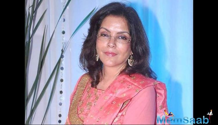 Zeenat Aman is one of the most popular actresses of the 70s. She is the star of films such as Hare Rama Hare Krishna, Yaadon Ki Baraat, Satyam Shivam Sundaram, Heera Panna, Qurbani, Don and several others.