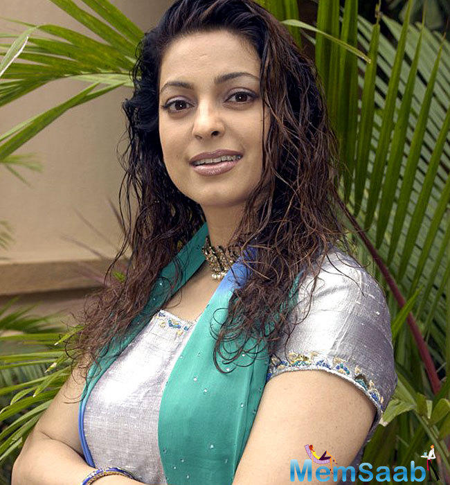 Apart from the film, Juhi will also be doing a cameo in ALT Balaji's web series The Test Case.
