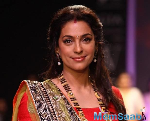 """Women don't need more empowerment, they come empowered from heaven,"" said the effervescent Bollywood actress and environmentalist, Juhi Chawla recently."