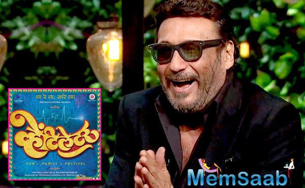 """""""Ventilator"""" was produced by actor Priyanka Chopra."""