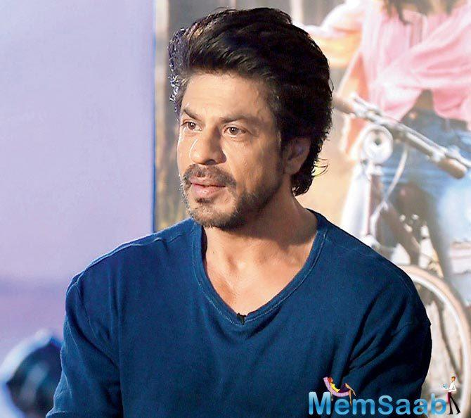 Superstar Shah Rukh Khan, known for his chivalrous attitude, says nobody has dared to misbehave with a woman on his film sets.
