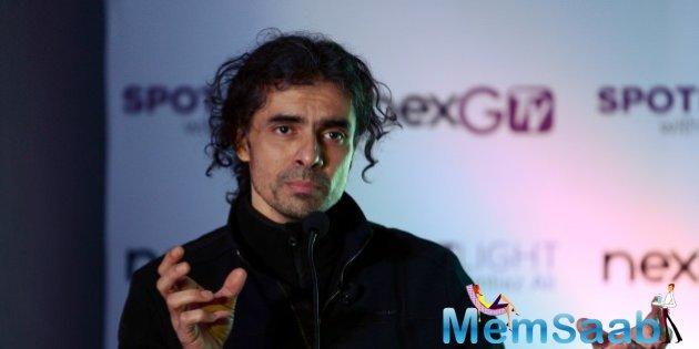 Filmmaker Imtiaz Ali finds the digital platform exciting