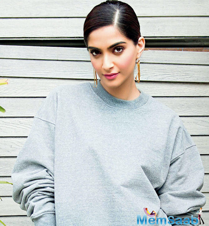 Sonam Kapoor added, The average woman has periods for 3,000 days in her life.