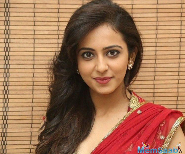 But here comes the twist. Rakul's coffee is a little different from everyone's regular cuppa. She enjoys having ghee in her coffee.