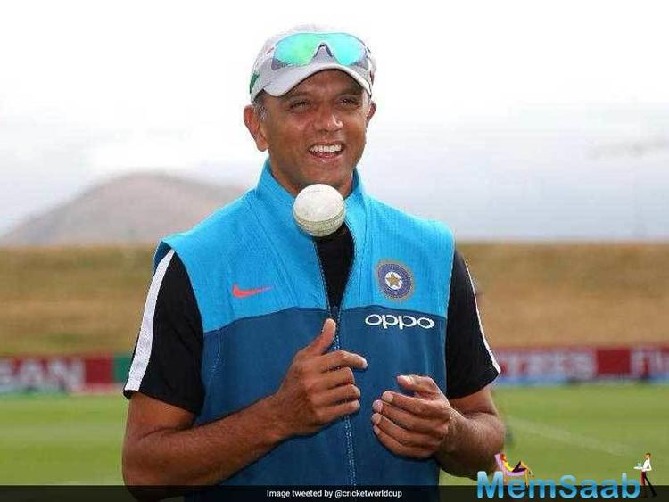 Rahul Dravid-coached India U-19 cricket team has done it finally, as they beat Australia by eight wickets in the ICC U-19 World Cup final here on Saturday.