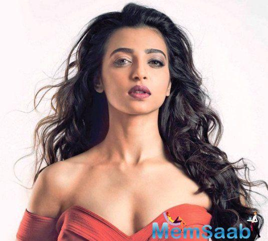 Radhika Apte, who is known for her unconventional choice of films, shocked many as she bagged R. Balki's Pad Man.