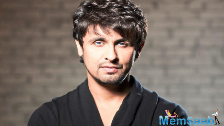 Nigam is known for speaking his mind on social issues, including the playing of the national anthem in cinema halls.