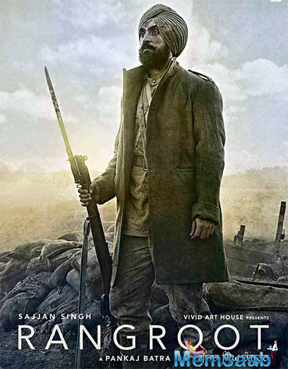 The first trailer of 'Sajjan Singh Rangroot', starring Diljit Dosanjh, has come out.