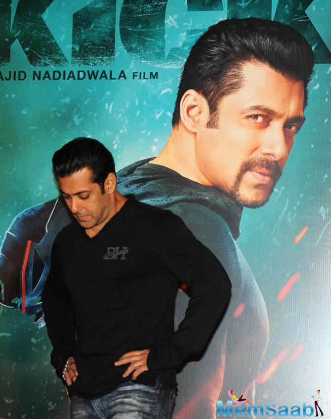 It had been reported that Nadiadwala has been working on the script of the sequel for quite some time now and had sounded Salman about it, which the actor reportedly